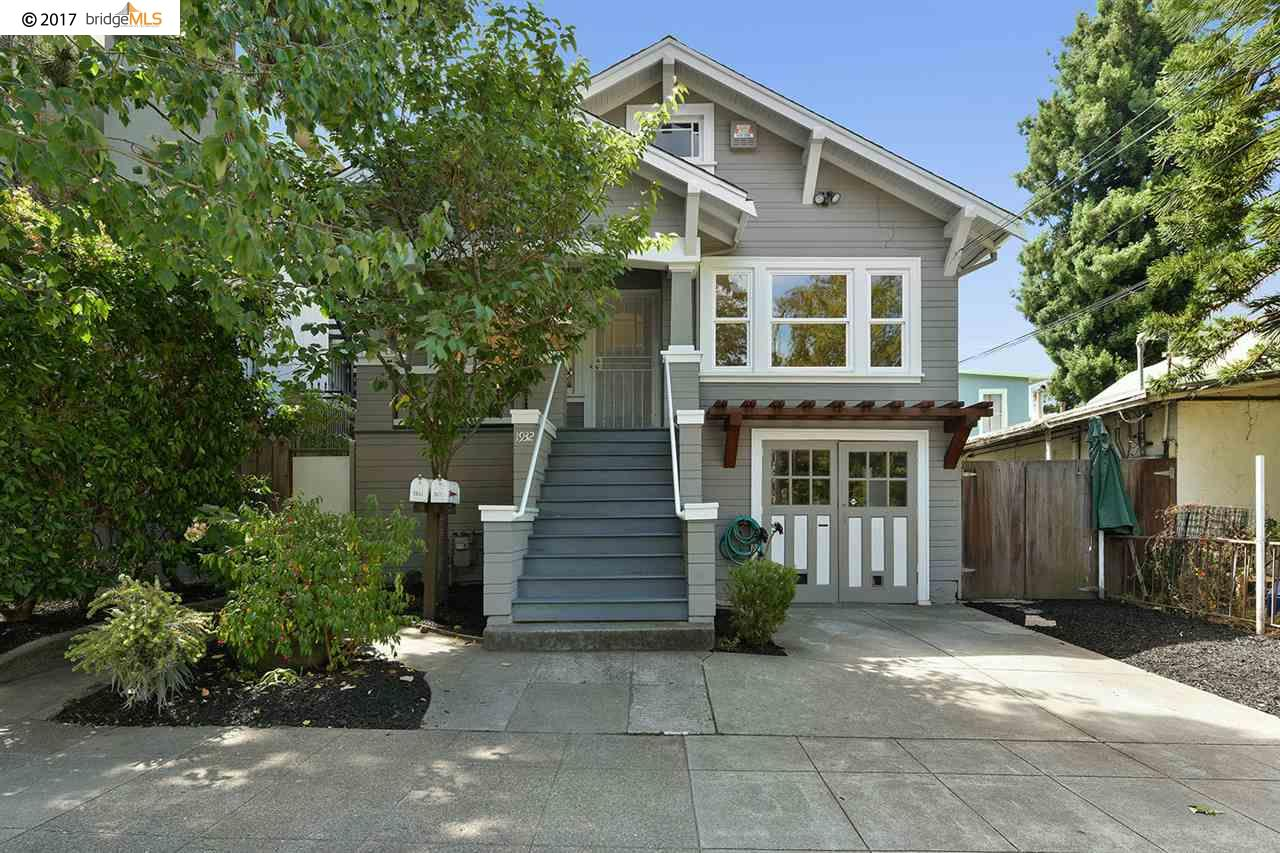 1932 Blake, BERKELEY, CA 94704