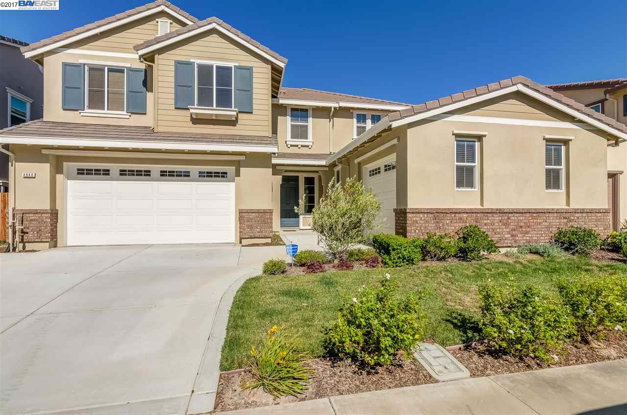 Single Family Home for Sale at 4048 Sarasta Bay Drive Pittsburg, California 94565 United States