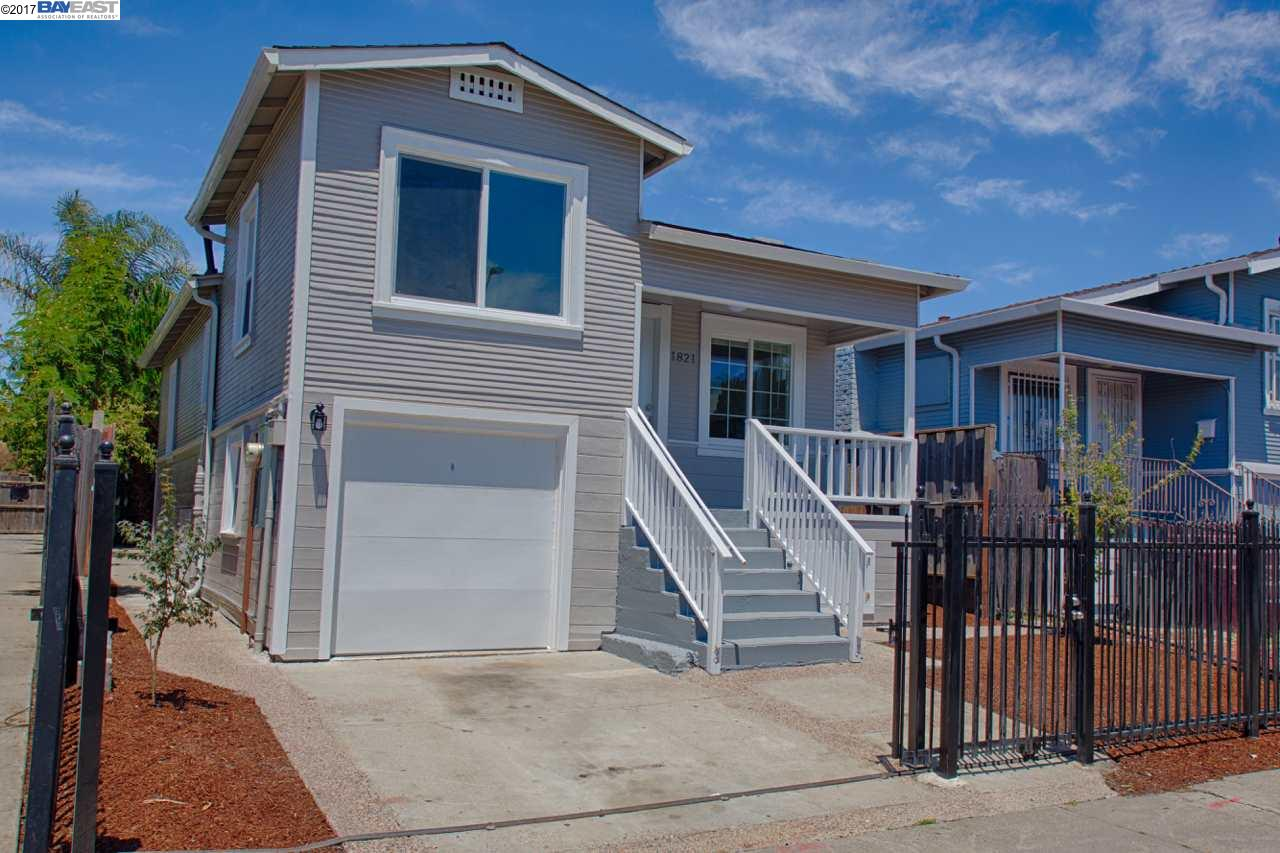 1821 73Rd Ave, OAKLAND, CA 94621
