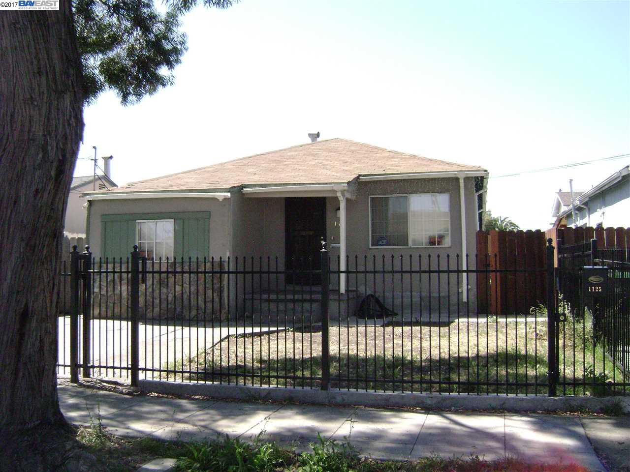 1125 83Rd Ave, OAKLAND, CA 94621