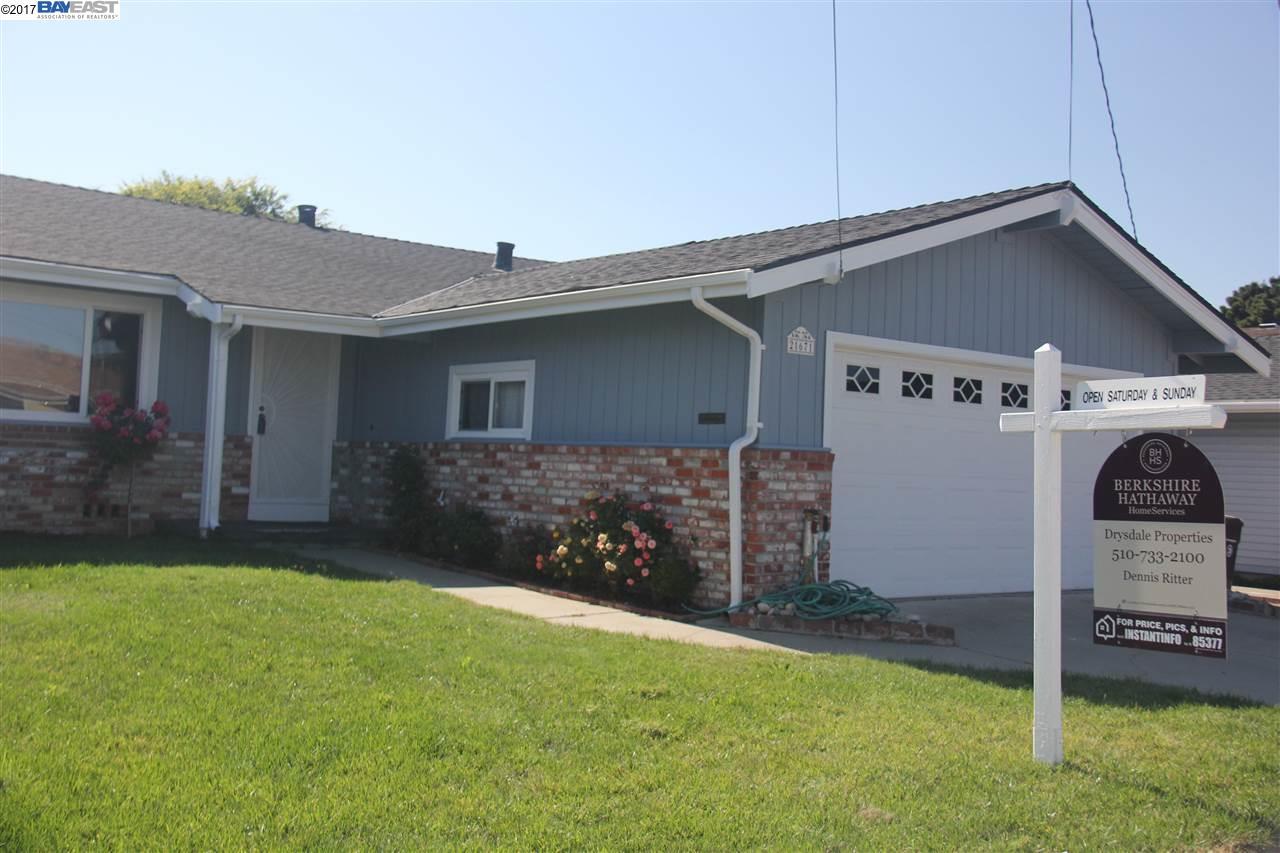 21671 Westpark St, HAYWARD, CA 94541