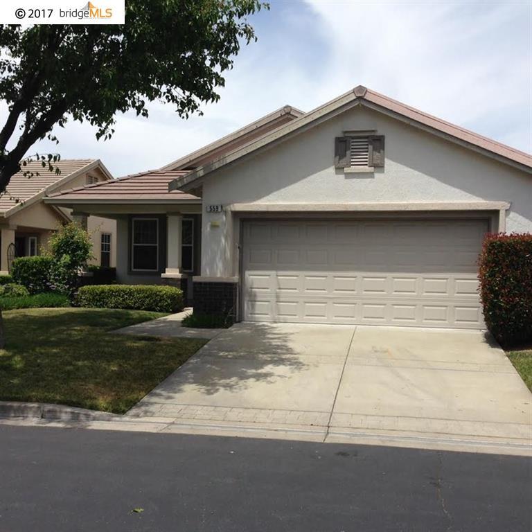 Maison unifamiliale pour l à louer à 559 Quindell Way Brentwood, Californie 94513 États-Unis