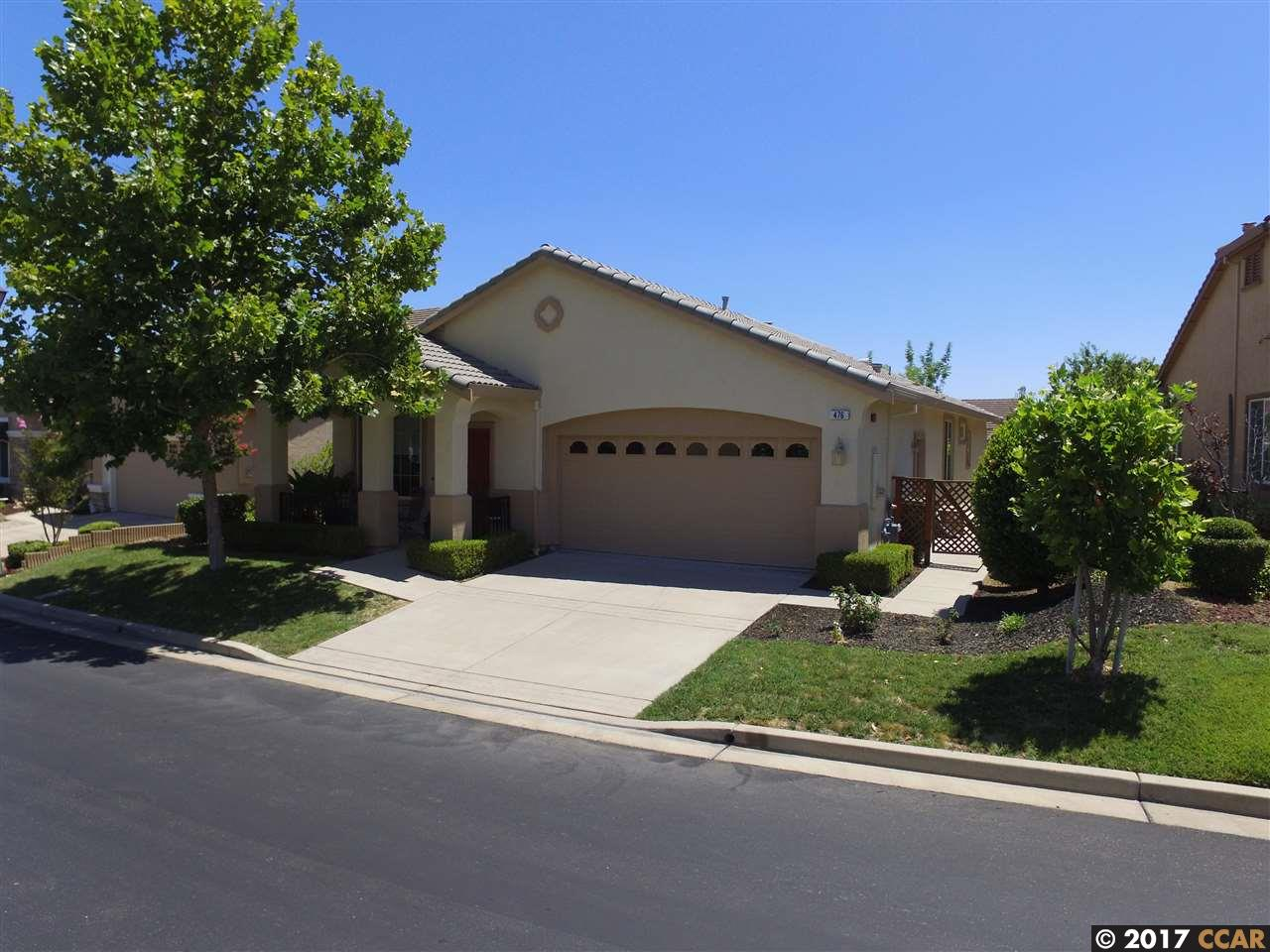 476 Coronation Dr, BRENTWOOD, CA 94513