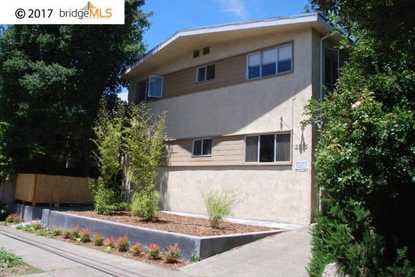 2003 Berkeley Way, BERKELEY, CA 94704