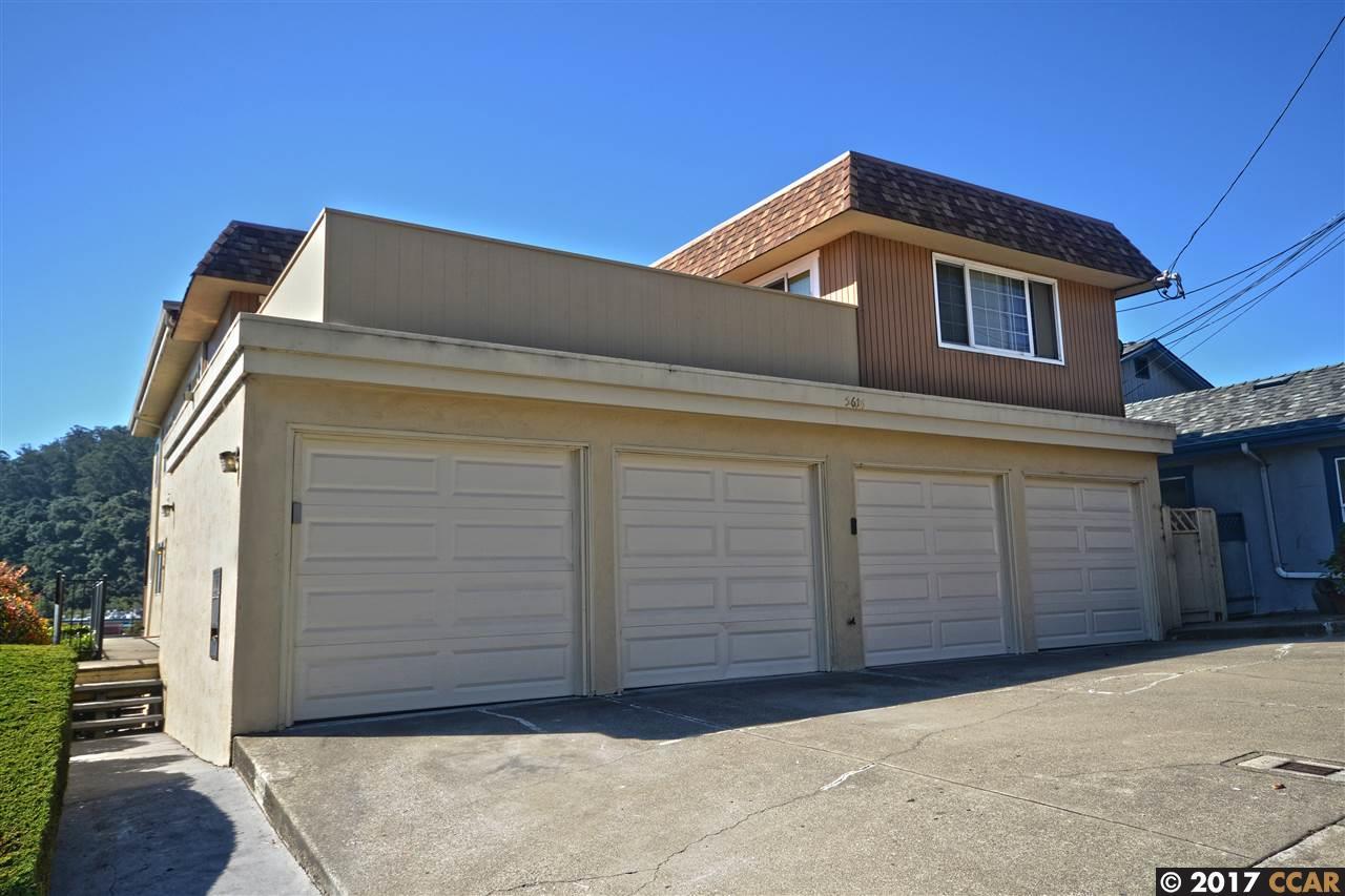 Многосемейный дом для того Продажа на 5616 El Dorado Avenue El Cerrito, Калифорния 94530 Соединенные Штаты