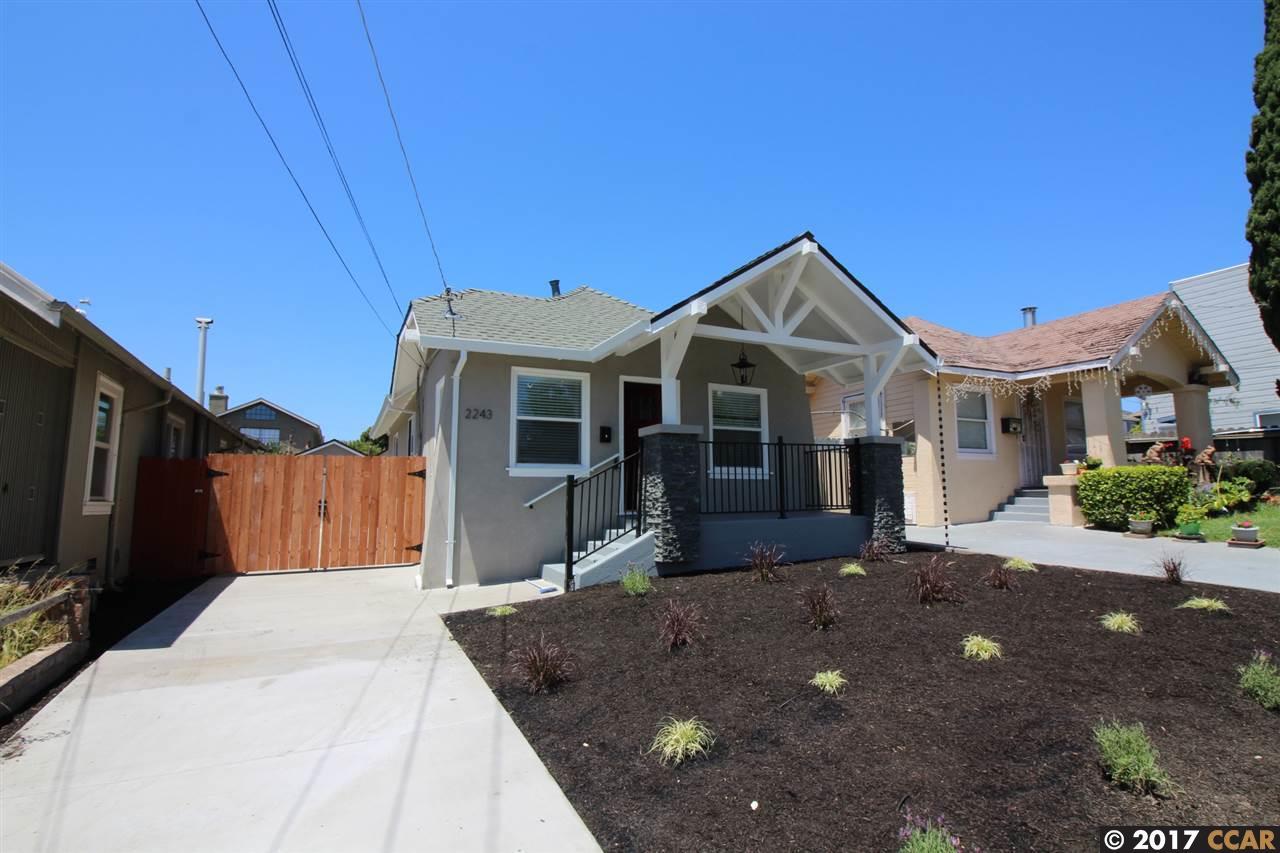 2243 Rosedale Ave, OAKLAND, CA 94601