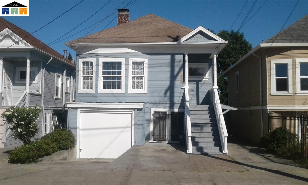 1636 36th Ave, OAKLAND, CA 94601