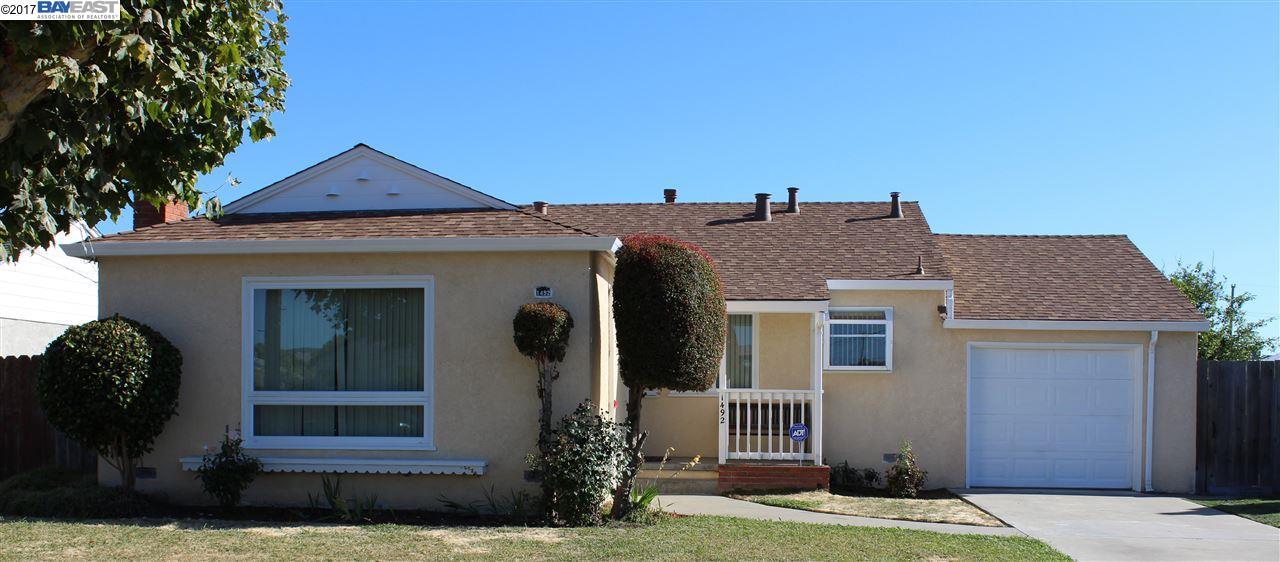 1492 Trojan, SAN LEANDRO, CA 94579
