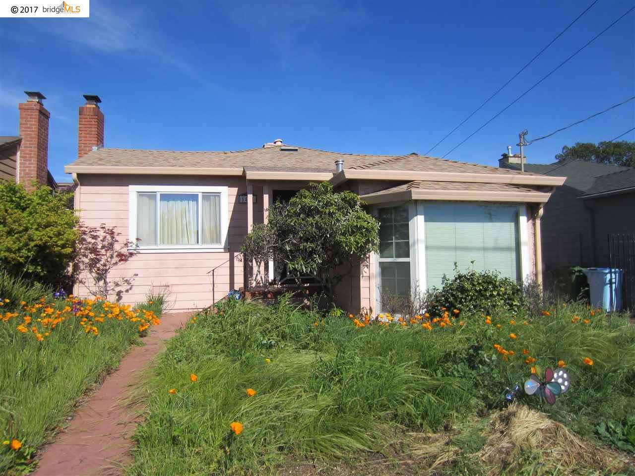 1481 9th St., BERKELEY, CA 94710
