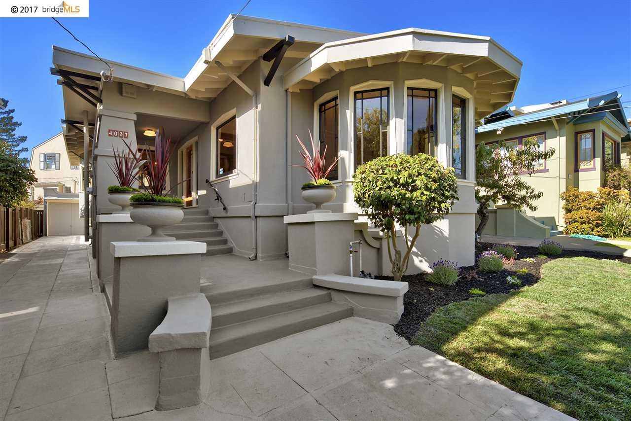 4037 Lakeshore Avenue, OAKLAND, CA 94610