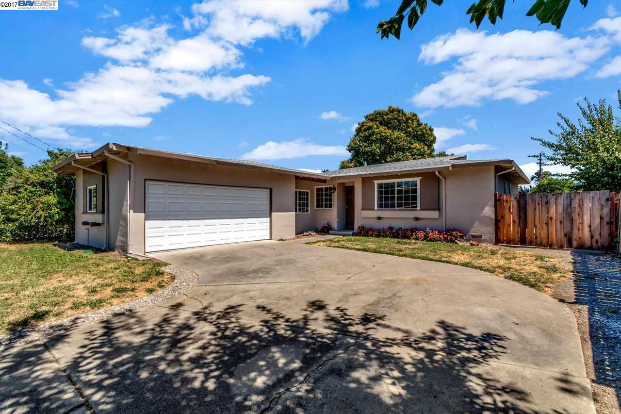 3484 Thunderbird Drive, CONCORD, CA 94520