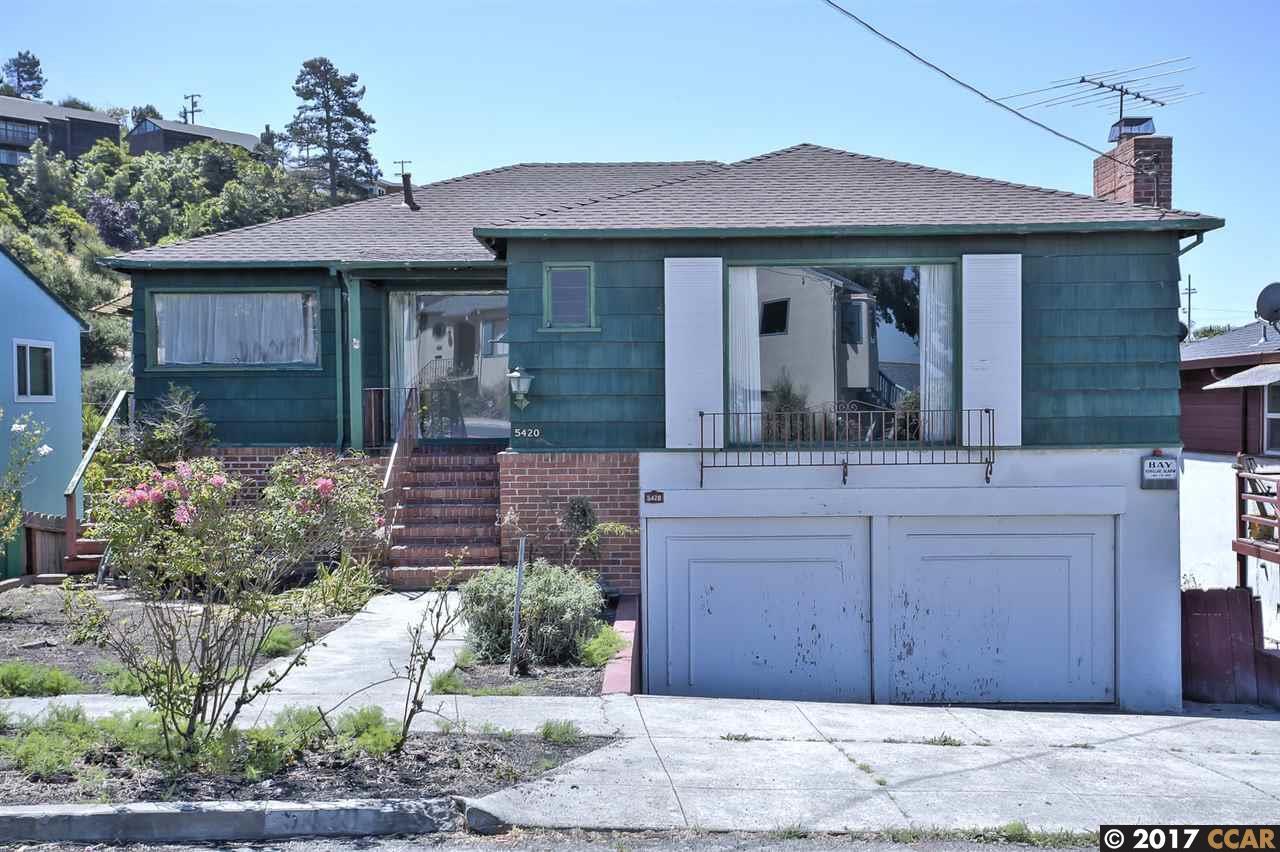 5420 Macdonald Ave, EL CERRITO, CA 94530