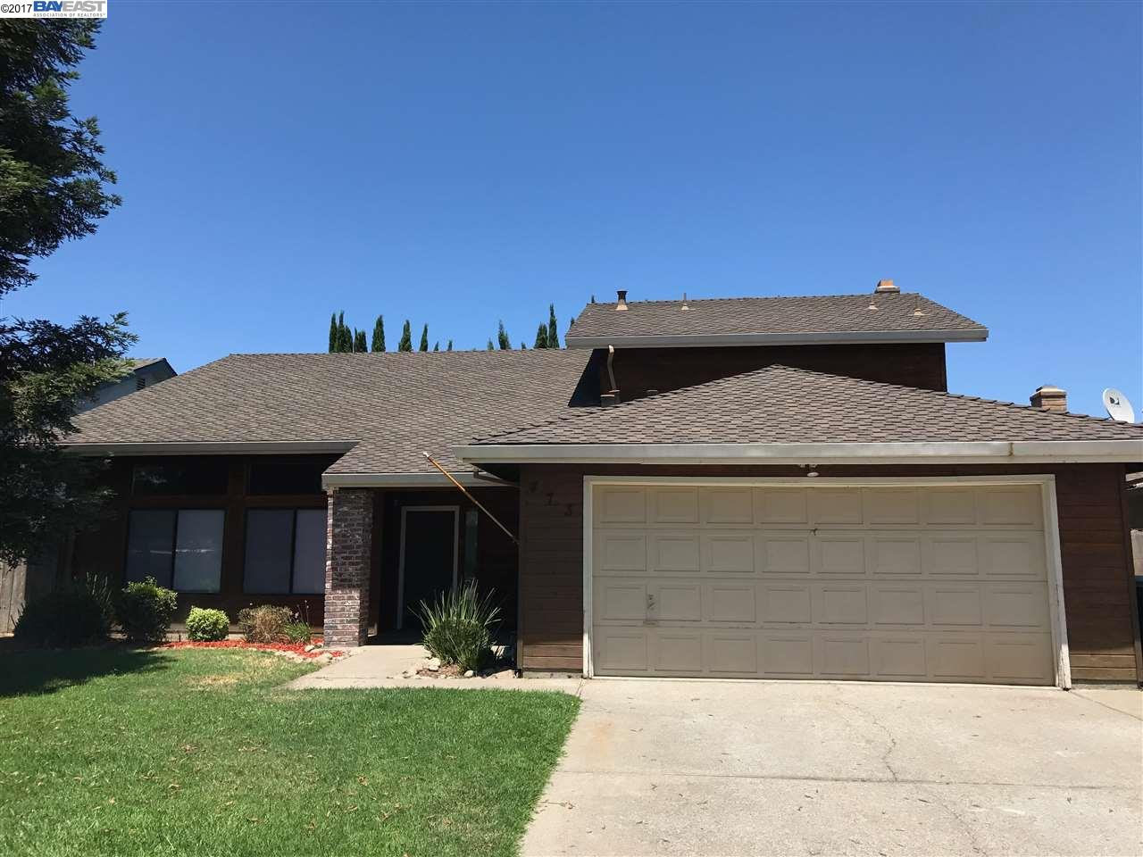 Single Family Home for Sale at 473 Sultana Court Ripon, California 95366 United States
