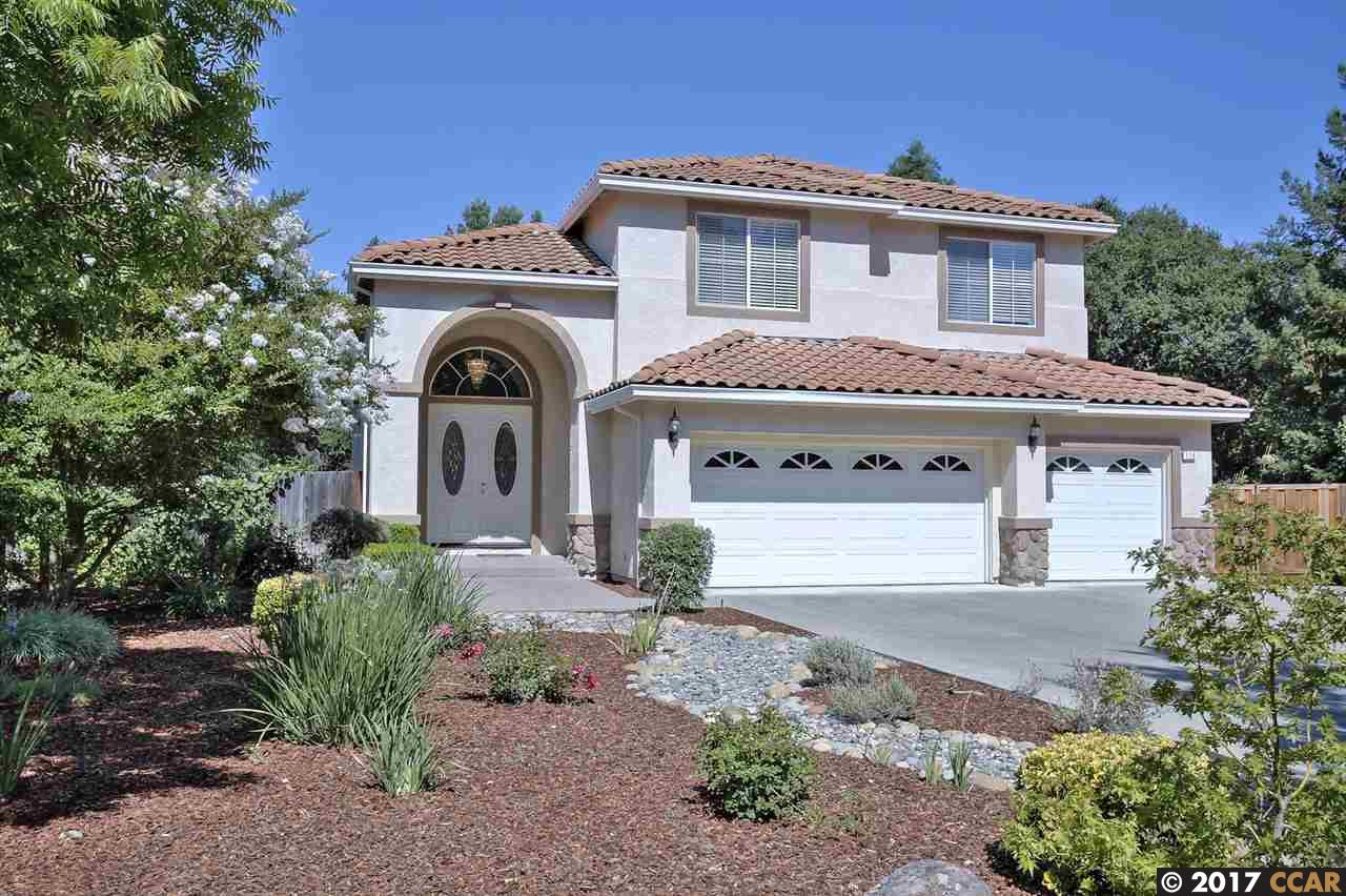116 Castle Rock Ln, WALNUT CREEK, CA 94598