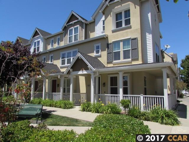 تاون هاوس للـ Rent في 342 Village Lane Richmond, California 94801 United States