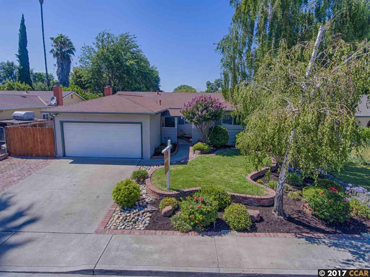 1741 Fisher Drive, CONCORD, CA 94520