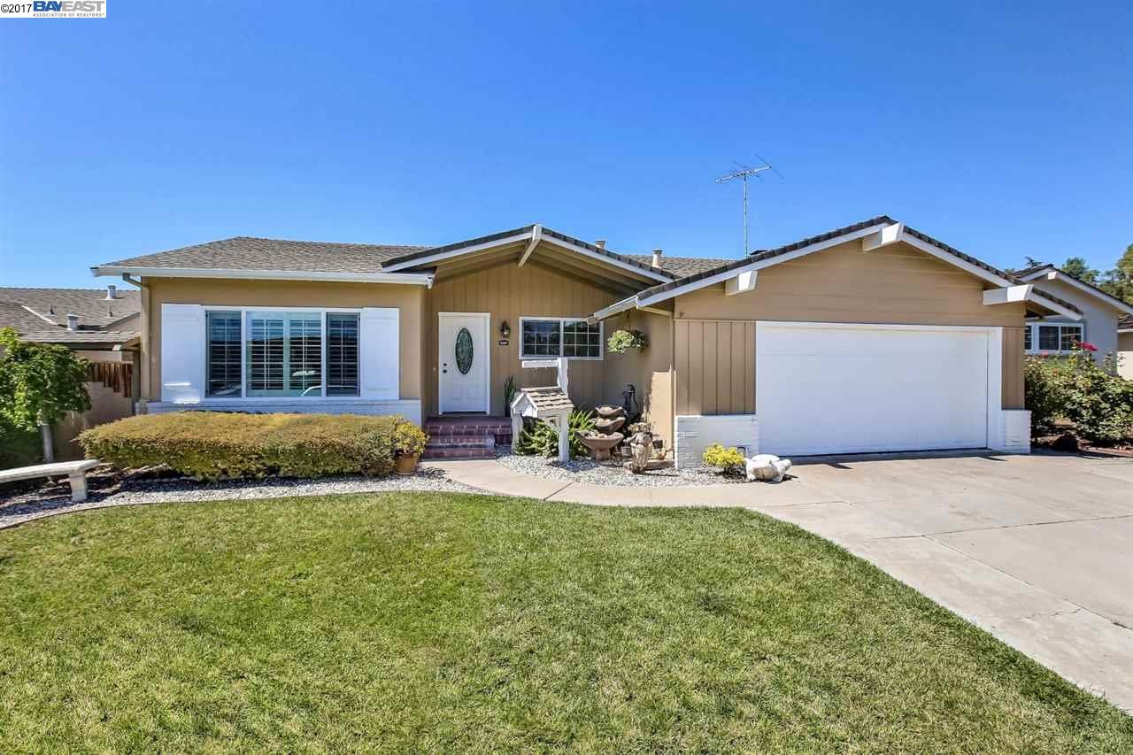 一戸建て のために 売買 アット 2087 Primrose Court Fremont, カリフォルニア 94539 アメリカ合衆国