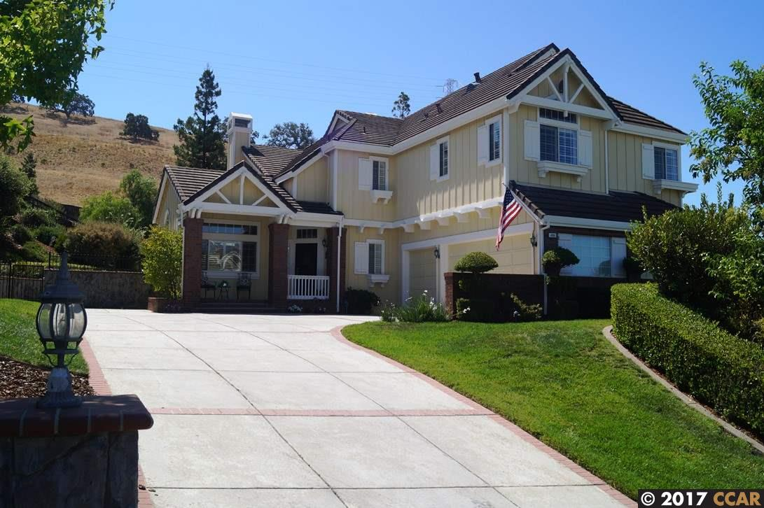 Single Family Home for Sale at 458 Obsidian Way Clayton, California 94517 United States