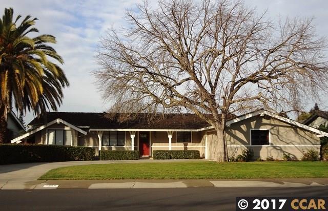 Maison unifamiliale pour l à louer à 2884 San Carlos Drive Walnut Creek, Californie 94598 États-Unis