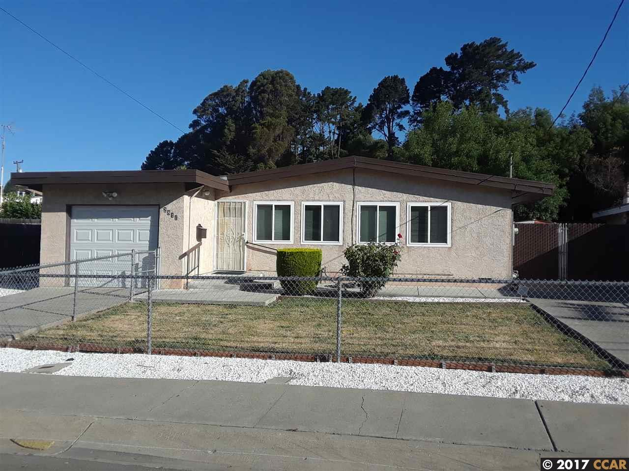 2811 MAY RD., RICHMOND, CA 94803