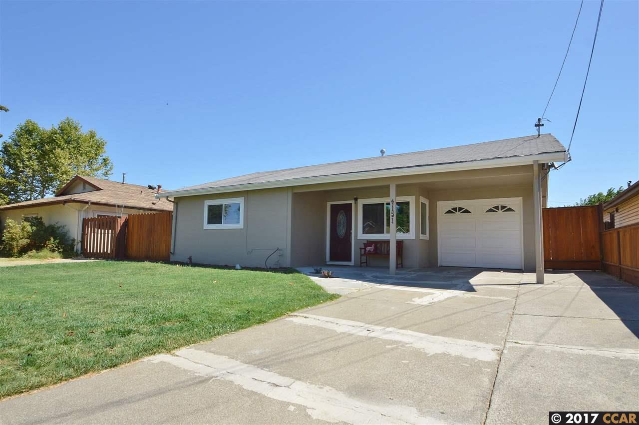 4151 Valley Ave, MARTINEZ, CA 94553