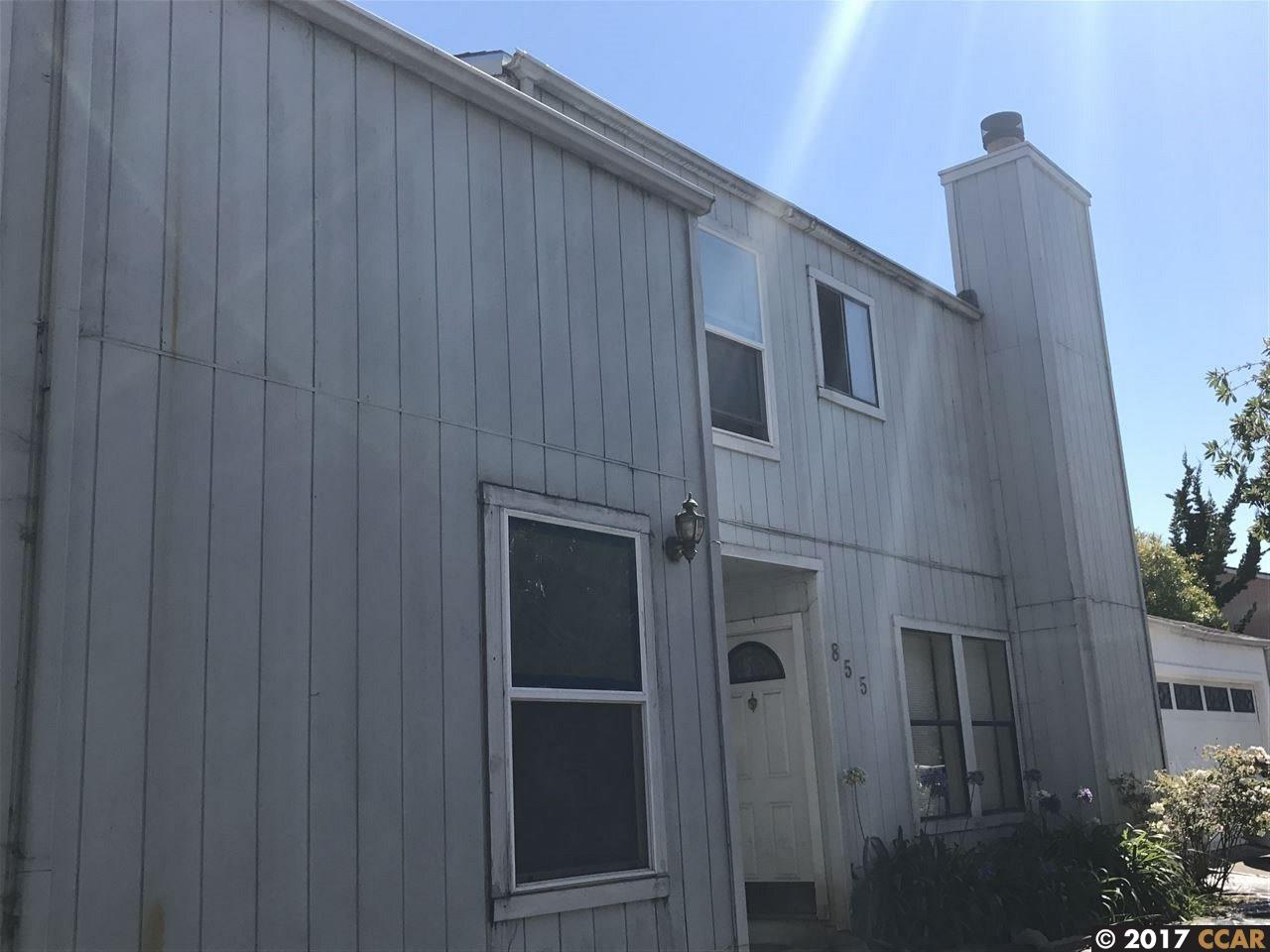 Multi-Family Home for Sale at 855 61St Street Emeryville, California 94608 United States