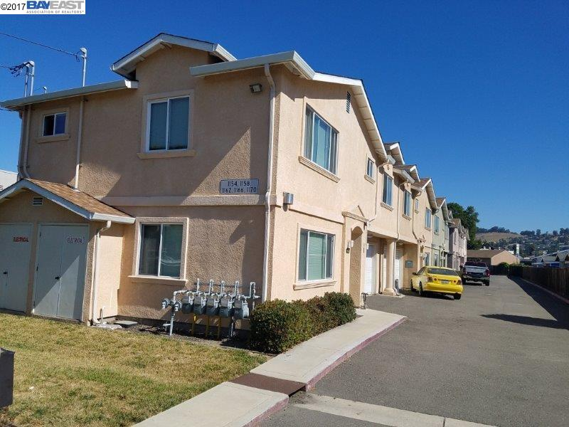 Multi-Family Home for Sale at 1166 Elgin Street San Lorenzo, California 94580 United States
