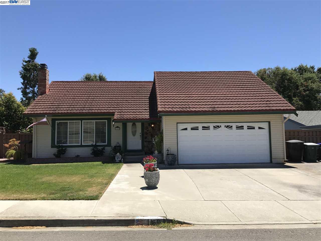 1166 Vintner Way, PLEASANTON, CA 94566