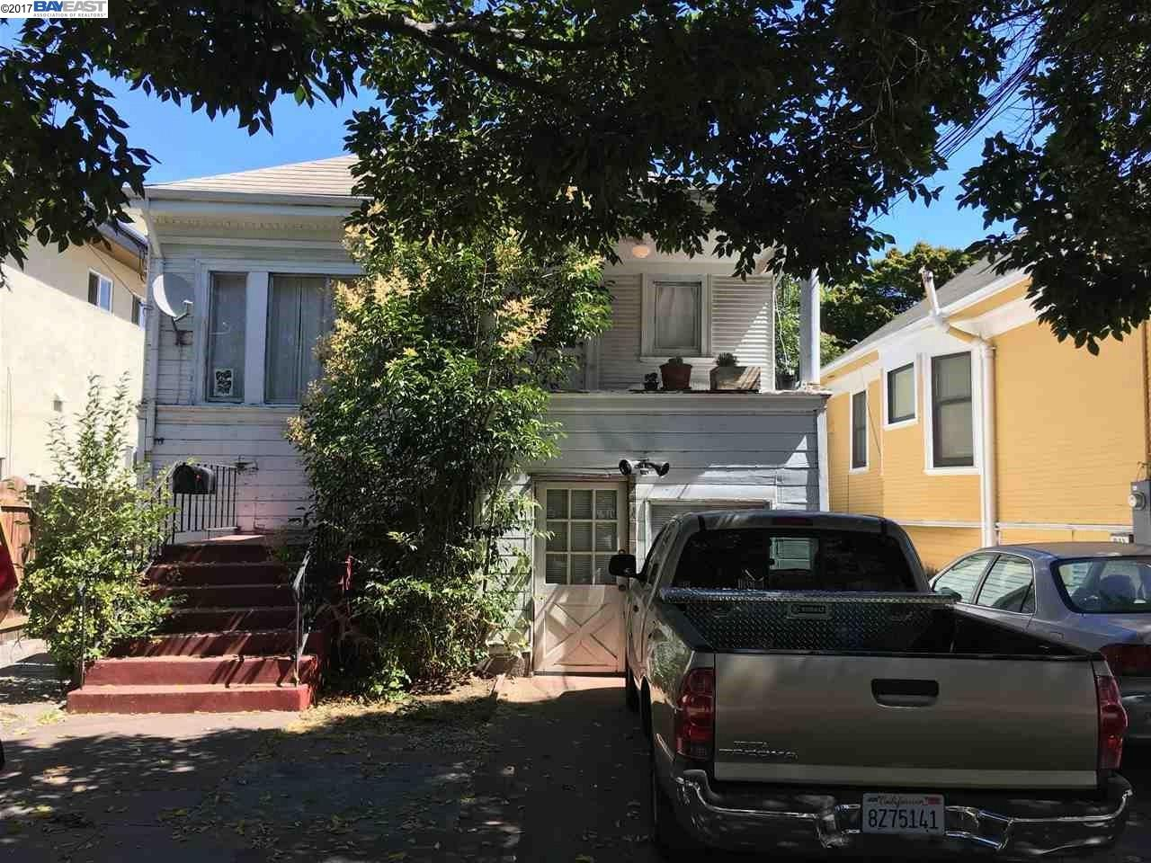 462 37Th St, OAKLAND, CA 94609