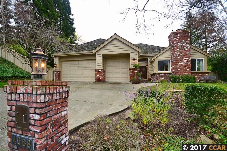 Single Family Home for Rent at 4068 SUGAR MAPLE Drive Danville, California 94506 United States