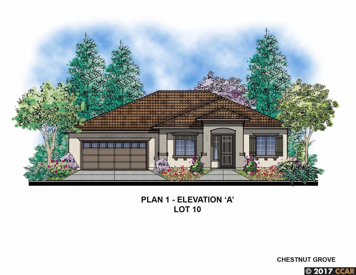 1610 Chestnut Grove Way, CONCORD, CA 94519