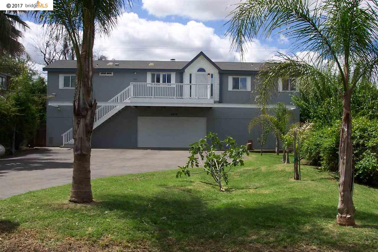 Single Family Home for Sale at 2874 Taylor Road Bethel Island, California 94511 United States