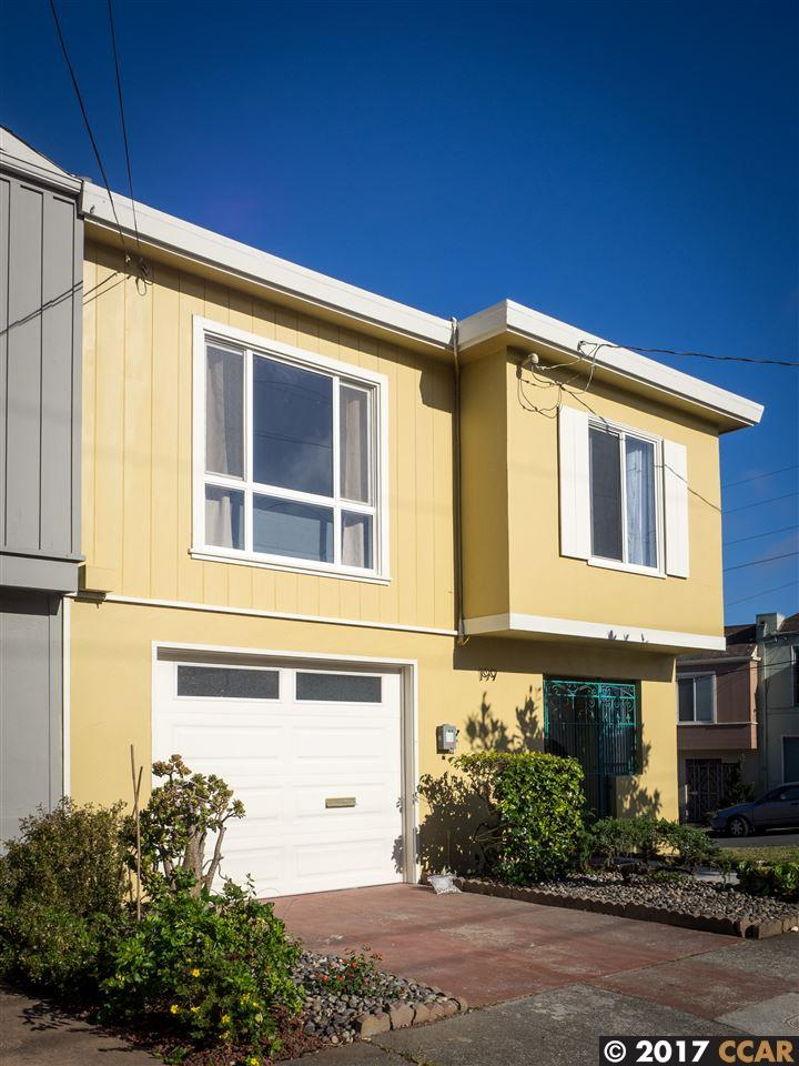 199 Burnside Ave, SAN FRANCISCO, CA 94131