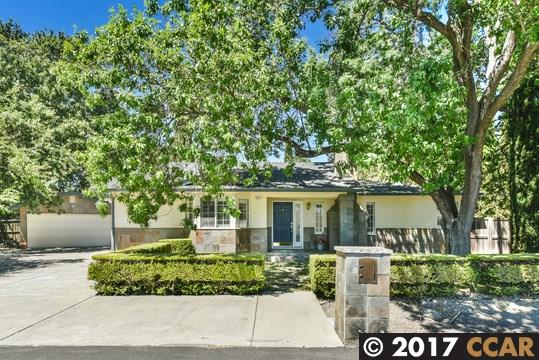 431 Bridge Road, WALNUT CREEK, CA 94595