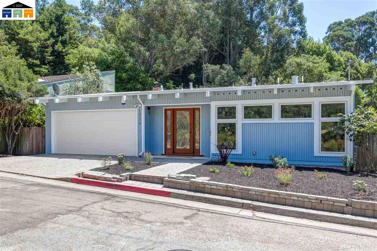 1534 Summit Road, BERKELEY, CA 94708