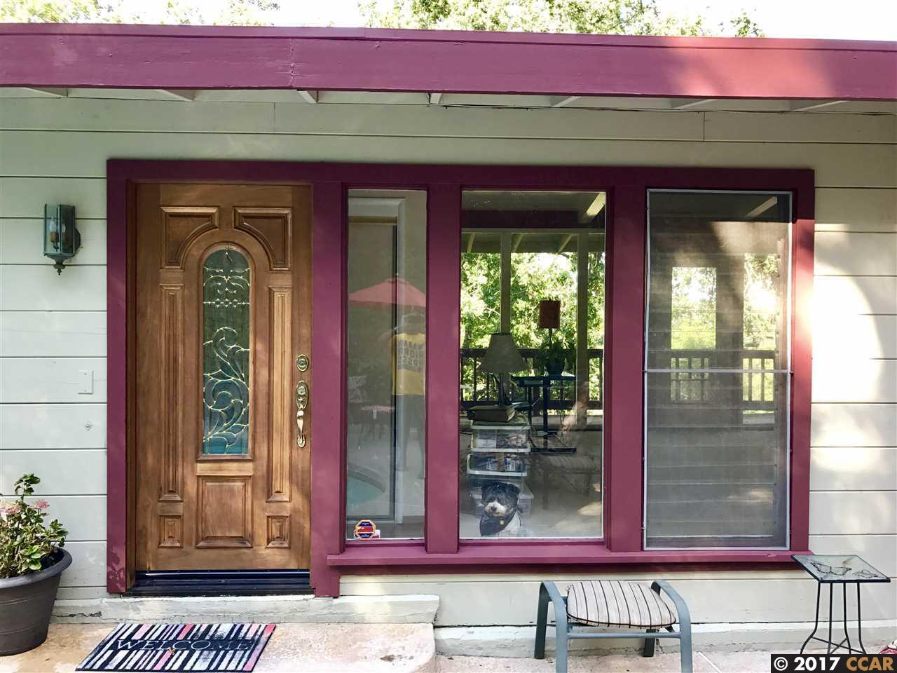 Многосемейный дом для того Продажа на 887 Oak Street 887 Oak Street Lafayette, Калифорния 94549 Соединенные Штаты