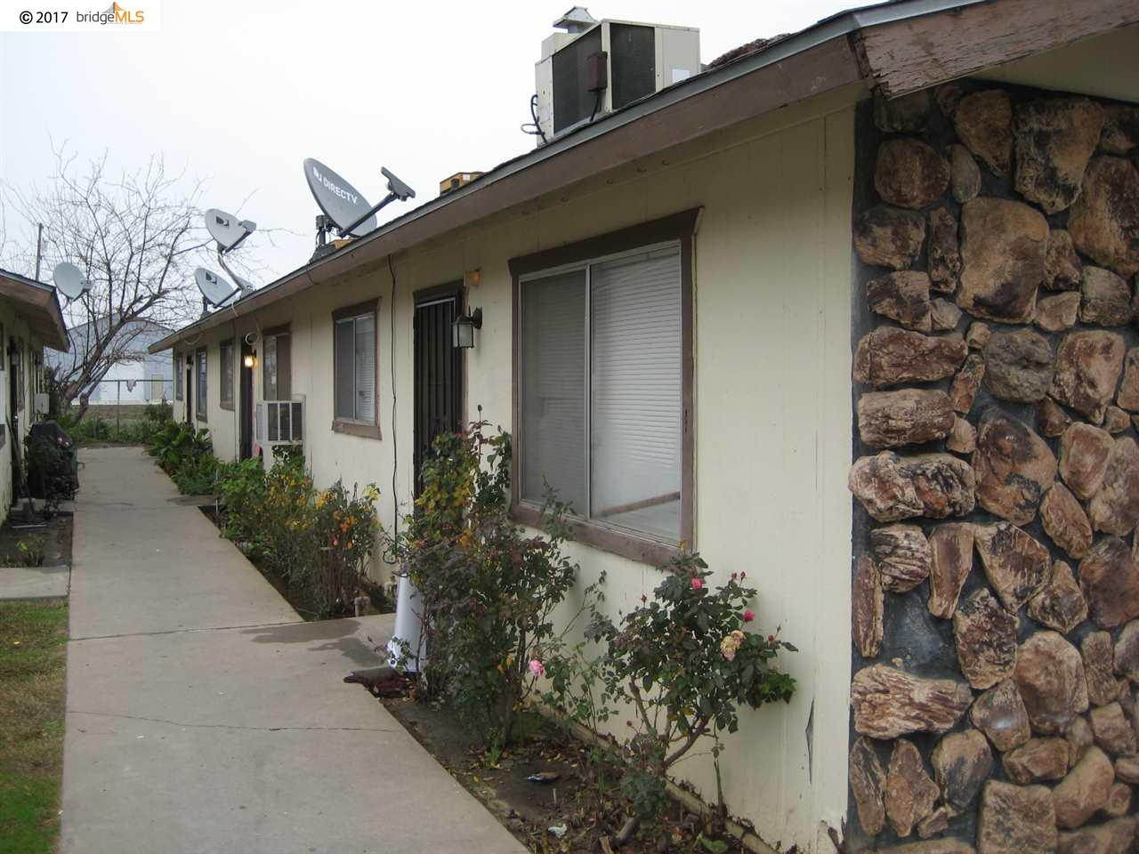Multi-Family Home for Sale at 1221 12Th Place 1221 12Th Place Merced, California 95341 United States