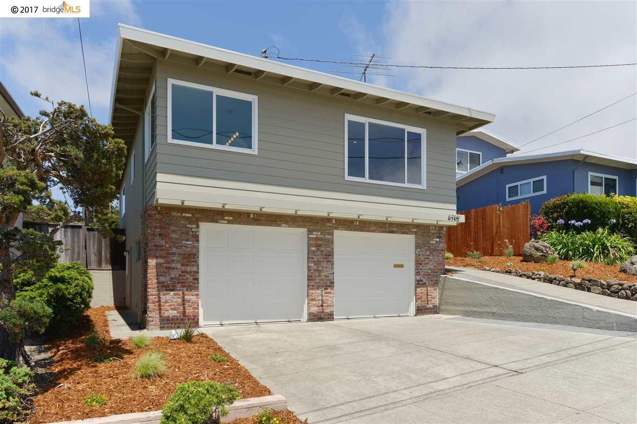 6769 Kenilworth Ave, EL CERRITO, CA 94530