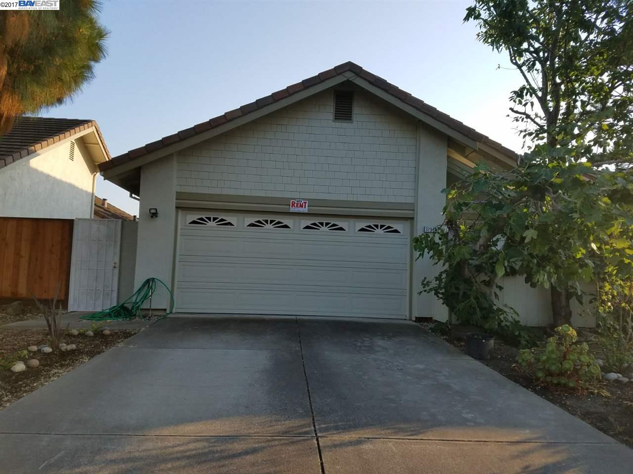 Maison unifamiliale pour l à louer à 32948 Soquel Street Union City, Californie 94587 États-Unis