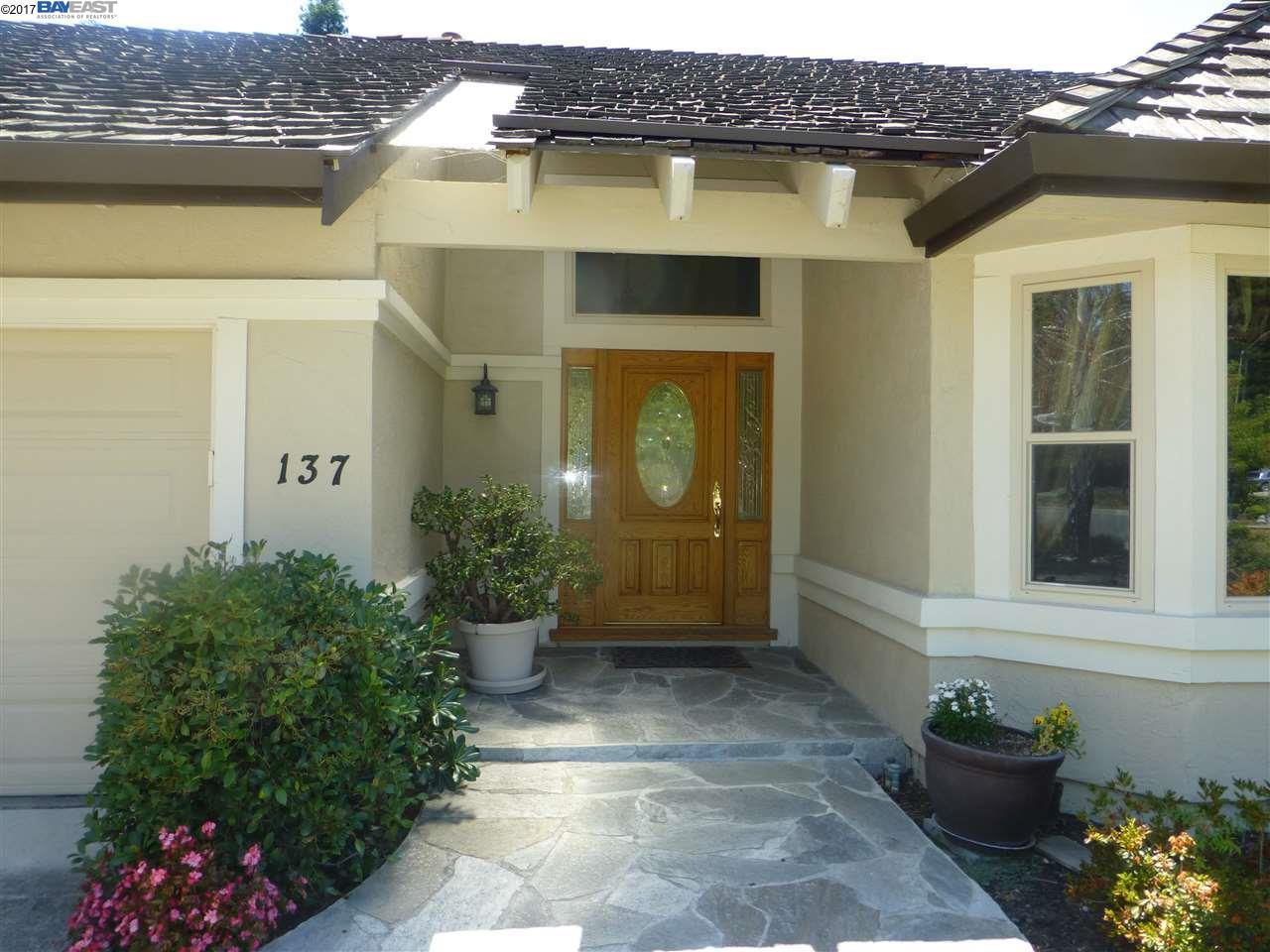 137 Woodview Terrace Dr, SAN RAMON, CA 94582