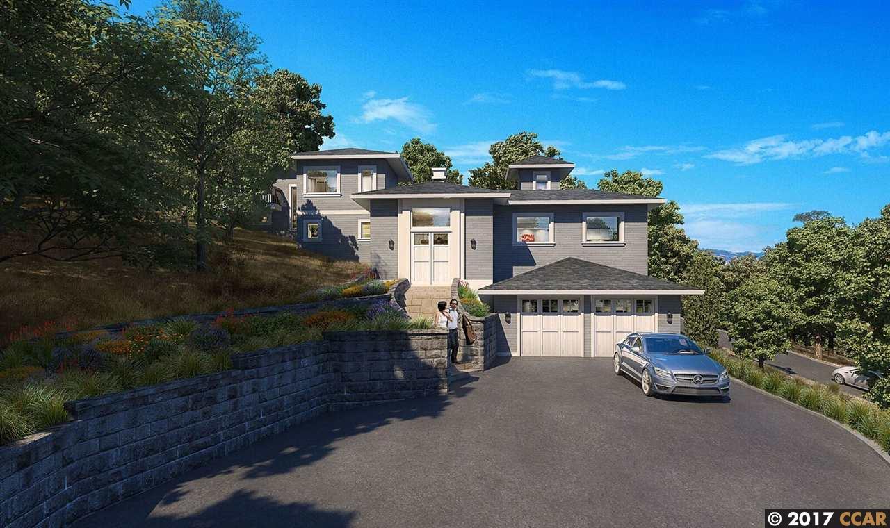 Terreno por un Venta en 3476 Echo Springs Road 3476 Echo Springs Road Lafayette, California 94549 Estados Unidos