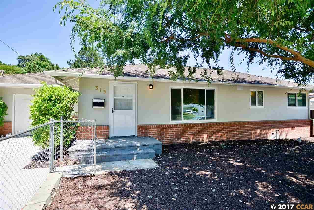 313 Vista Way, MARTINEZ, CA 94553