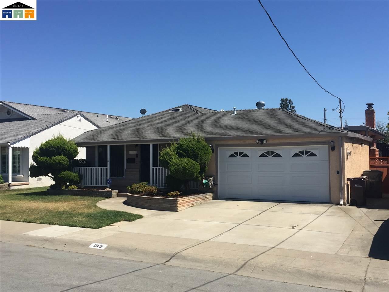 1382 Via Vista, SAN LORENZO, CA 94580