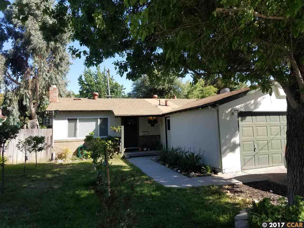 Single Family Home for Rent at 1380 Sunshine Drive Concord, California 94520 United States