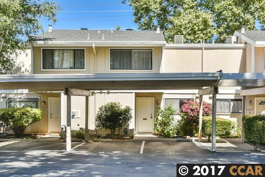 Townhouse for Sale at 1235 Kenwal Road 1235 Kenwal Road Concord, California 94521 United States