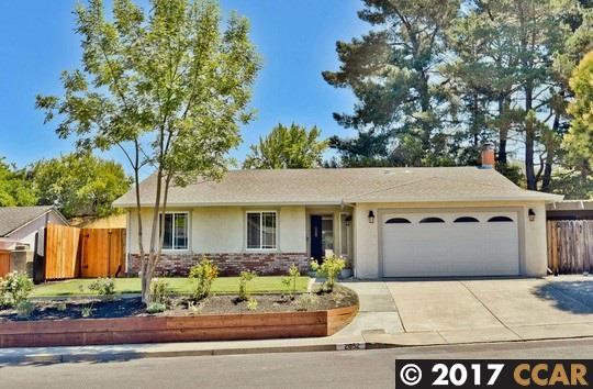 2052 Elderwood Drive, MARTINEZ, CA 94553