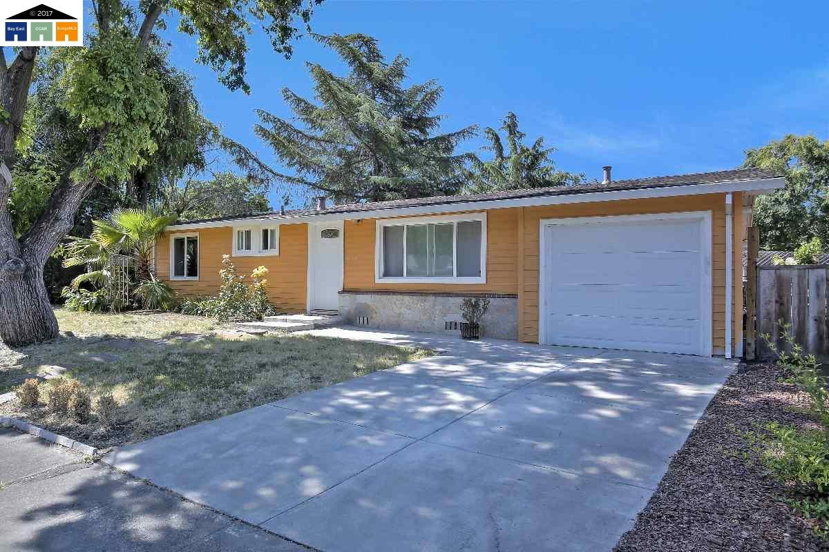 2260 Gehringer Dr, CONCORD, CA 94520