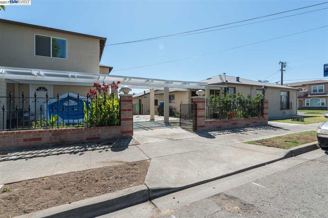 Casa Multifamiliar por un Venta en 908 E Street Union City, California 94587 Estados Unidos