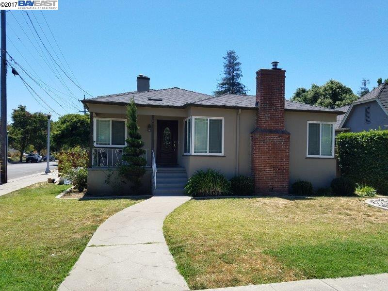 Casa Unifamiliar por un Alquiler en 291 Cambridge Avenue San Leandro, California 94577 Estados Unidos