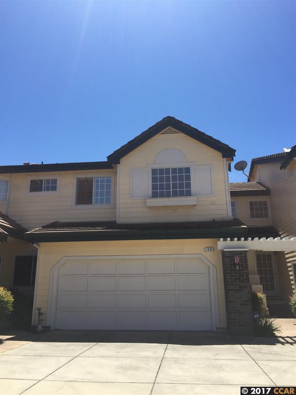 Townhouse for Rent at 1435 Indianhead Circle Clayton, California 94517 United States